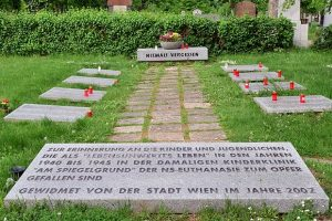 Vienna's Central Cemetery- Final Resting Place for the Victims of Spiegelgrund